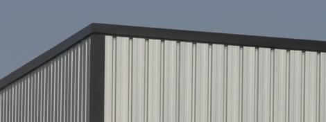 Construccion industrial cubiertas y cerramientos - Laminas para paredes interiores ...